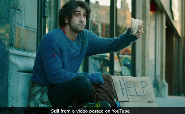 Sanju Song Kar Har Maidaan Fateh: Ranbir Kapoor Depicts The Start Of Sanjay Dutt's Embattled Life