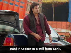 <I>Sanju</I>: Here's Why Ranbir Kapoor's Co-Star 'Maintained Distance' Offscreen