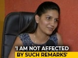 Video : Haryana Performer Sapna Chaudhary 'Ok' With BJP Leader's 'Thumkewali' Jab