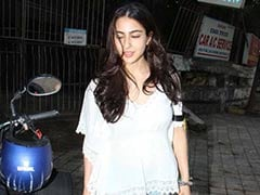 Sara Ali Khan Is Keeping It Short And Sweet For Summer