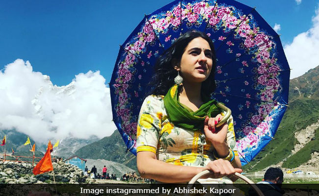 Saif Ali Khan's Daughter Sara Reportedly Sued For Reassigning Kedarnath Shooting Dates To Simmba