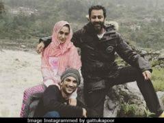 How Sara Ali Khan Is Being Championed By Kedarnath Co-Star Sushant Singh Rajput: Report