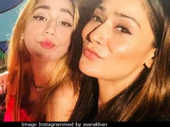 Sara Khan Explains Away Bathtub Video Posted, Then Deleted By 'Drunk' Sister. See Here