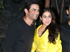 Sara Ali Khan's <i>Kedarnath</i> Co-Star Sushant Singh Rajput Is Impressed With Her Zest For Acting. He Said...
