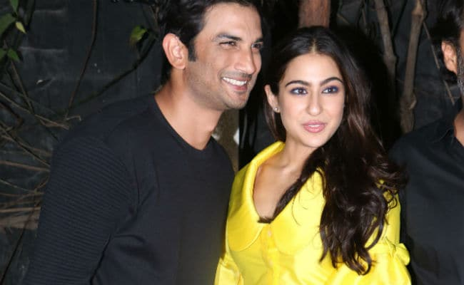 Sara Ali Khan's Kedarnath Co-Star Sushant Singh Rajput Is Impressed With Her Zest For Acting. He Said...