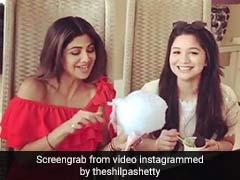 सचिन तेंदुलकर की बेटी को इस बॉलीवुड एक्ट्रेस ने खिलाए 'बुड्ढी के बाल', Video Viral