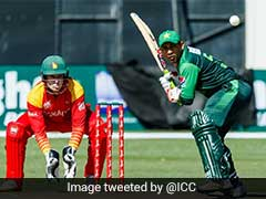 Pakistan Knock Zimbabwe Out, To Face Australia In Tri-Series Final