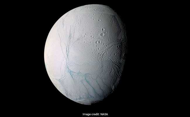 Ingredients For Life Discovered Gushing Out Of Saturn's Moon