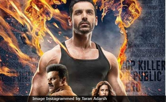 Satyamev Jayate New Poster: John Abraham Will Restore Your Belief In Justice