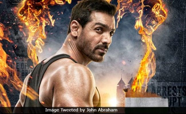 Satyamev Jayate First Poster John Abraham Looks Fierce Says This