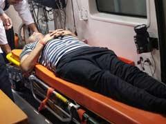 भूख हड़ताल के चलते बिगड़ी सत्येंद्र जैन की सेहत, अस्पताल में भर्ती कराए गए