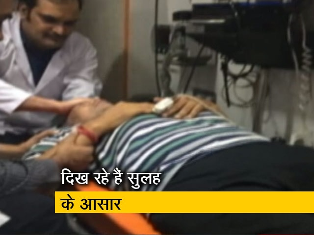 Video : नेशनल रिपोर्टर : अस्पताल से अदालत तक 'आप' का धरना