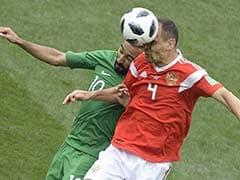 Saudi Arabia Denies Punishing Players For Losing World Cup Opener