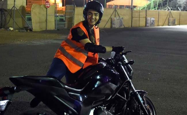 saudi bike women