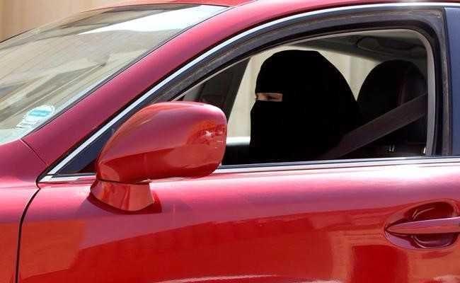 saudi driver reuters