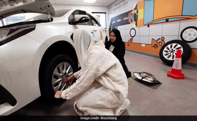 saudi driving ban