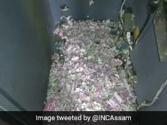 Rats Reportedly Destroy Rs 12 Lakh At Assam ATM, Twitter Can't Keep Calm