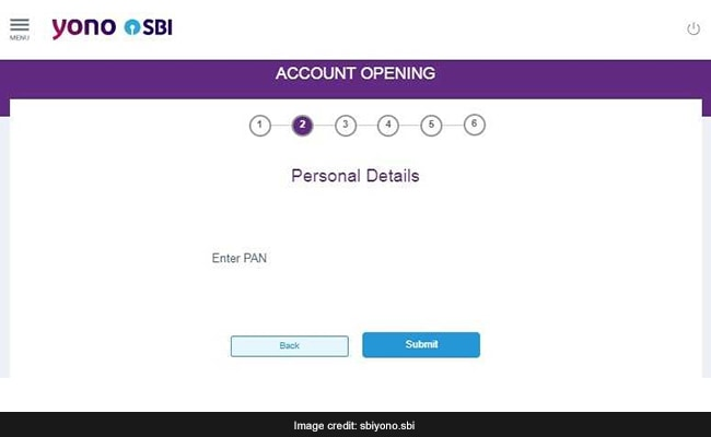 Sbi Online How To Open Sbi Account With Zero Balance Via Yono