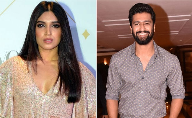 Takht: Vicky Kaushal And Bhumi Pednekar Share Their 'Excitement' About Being Part Of Karan Johar's Film