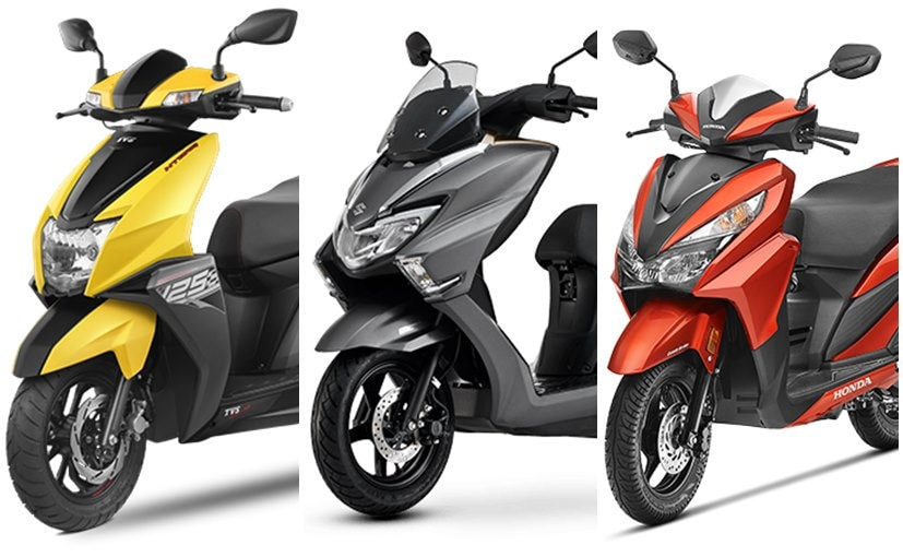 A look at the best 125 cc scooters available on sale right now