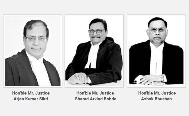 The 3 Judges At The Centre Of Karnataka Political Thriller