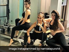Catching Up Over Pilates Is Kareena Kapoor And Malaika Arora's Thing. This Video Will Make You Sweat