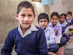 यूपी के प्राथमिक स्कूलों के 1.5 करोड़ बच्चे अब बायोमेट्रिक मशीन से लगाएंगे अटेंडेंस