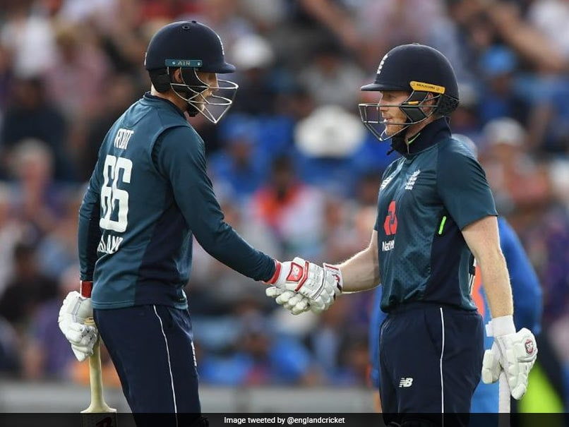 3rd ODI: Root, Morgan Star As England Seal 2-1 Series Win vs India