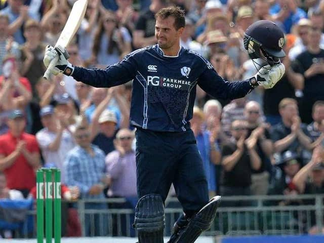 Scotland surprised to England by beating 6 runs & achieved this only second time