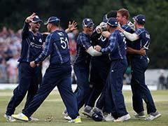 Sachin Tendulkar Bats For More Exposure For Lesser Experienced Teams After Scotland Win
