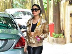 Proof That Kareena Kapoor Looks Unlike Any Of Us At The Gym
