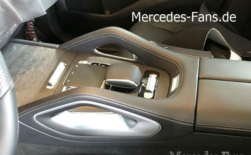2019 Mercedes Benz Gle Interior Leaked Online Ndtv Carandbike