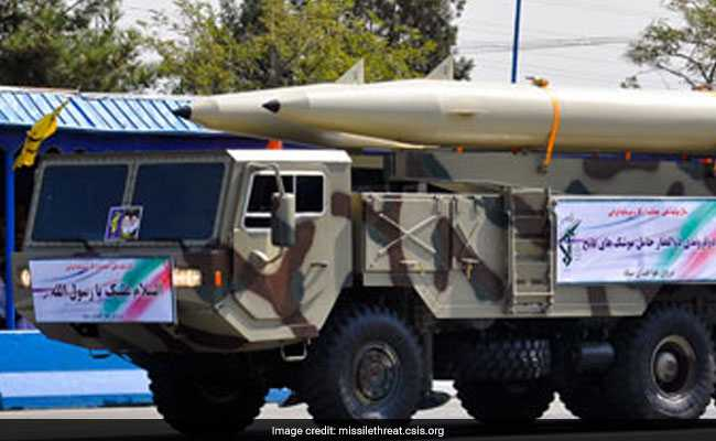 Iran unveils next generation missile, vows to further boost capabilities