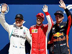 Vettel Takes Canadian GP Pole With Lap Record, Hamilton Start 4th