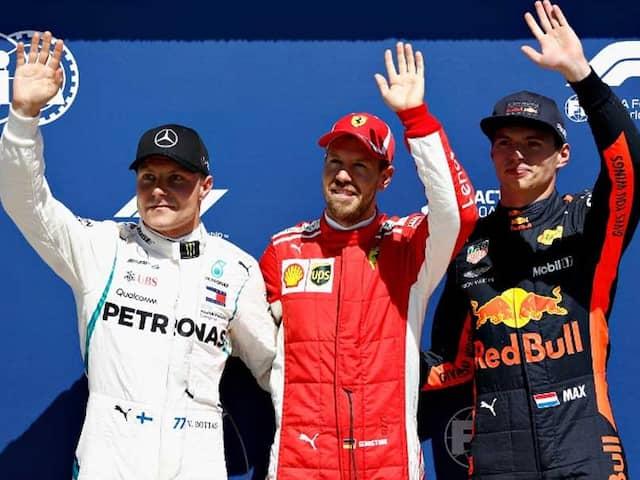 Canadian Grand Prix: Sebastian Vettel Takes Pole With Lap Record, Lewis Hamilton To Start 4th