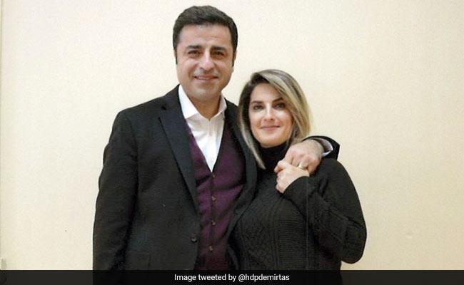 'Hello Darling': Jailed Turkey Candidate Makes Speech Through Wife's Phone