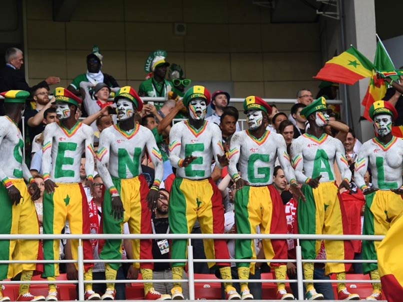 senegal fan afp