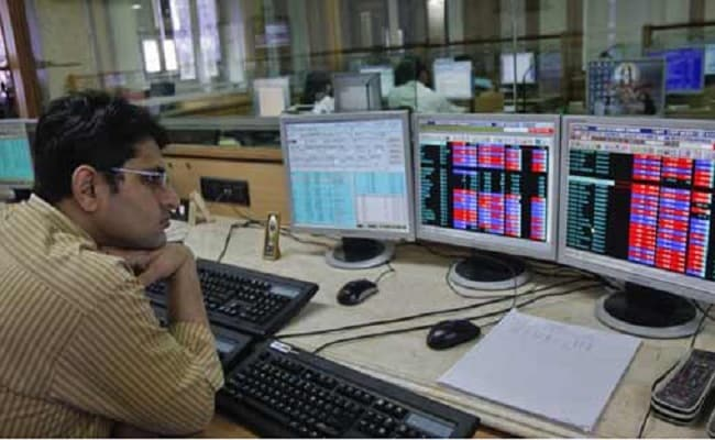 Sensex, Nifty End Rangebound Session On A Flat Note