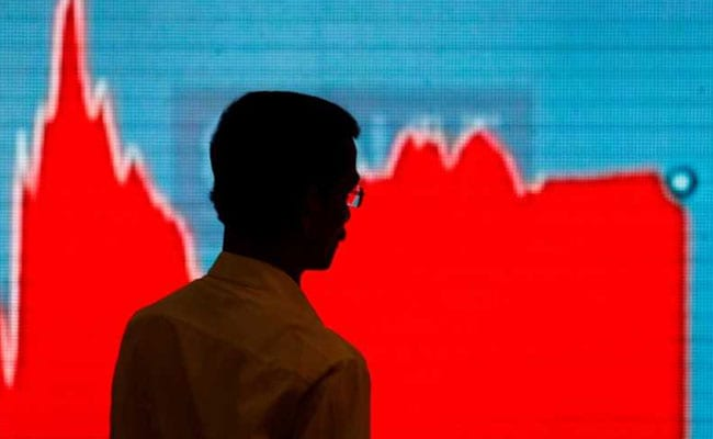 Sensex Trades Over 100 Points Lower, Nifty At 11,406