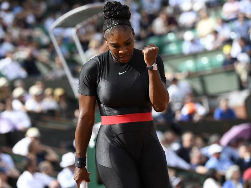 French Open 2018: Serena Williams Back In Winning Business