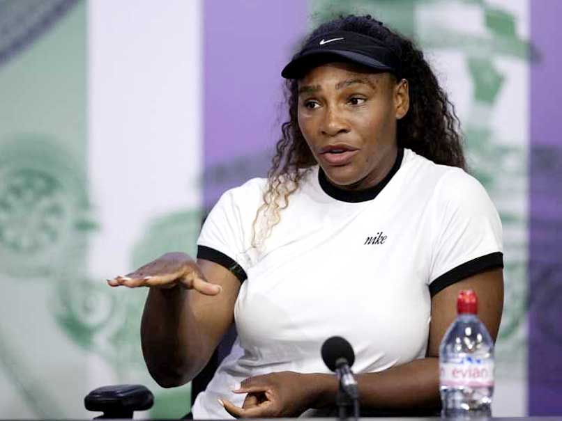 Serena Williams Unhappy With Being Drug Tested