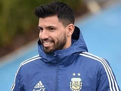 Sergio Aguero Says He Feels