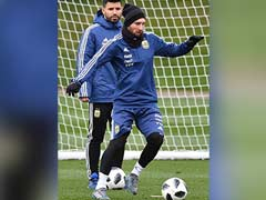 FIFA World Cup 2018: Sergio Aguero Says Club Link-Up With Lionel Messi
