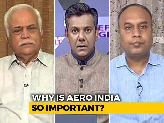 Video : Will Aero India Be Shifted To Lucknow?
