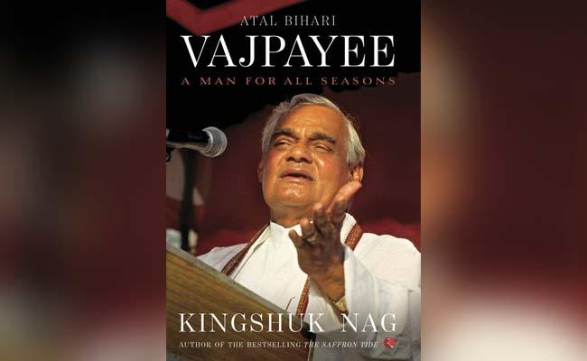 'Keval Ek Vote Se Haare', Vajpayee Wept: Book Excerpt