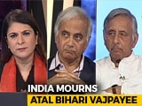 Video: 7-Day Mourning Declared As India Loses Atal Bihari Vajpayee