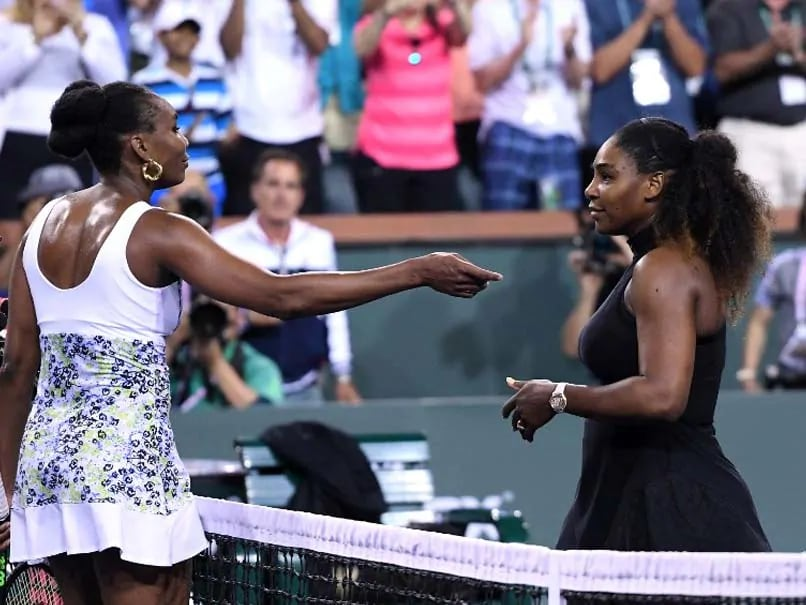 US Open: Serena, Venus Williams To Clash For 30th Time