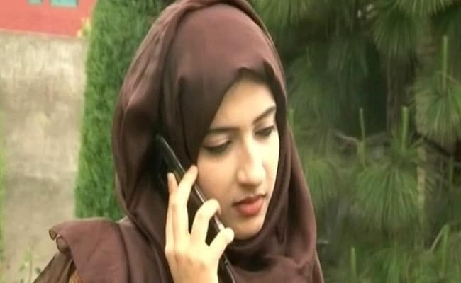 Separatist Shabir Shah's Daughter Tops Class 12 Exam in Jammu and Kashmir