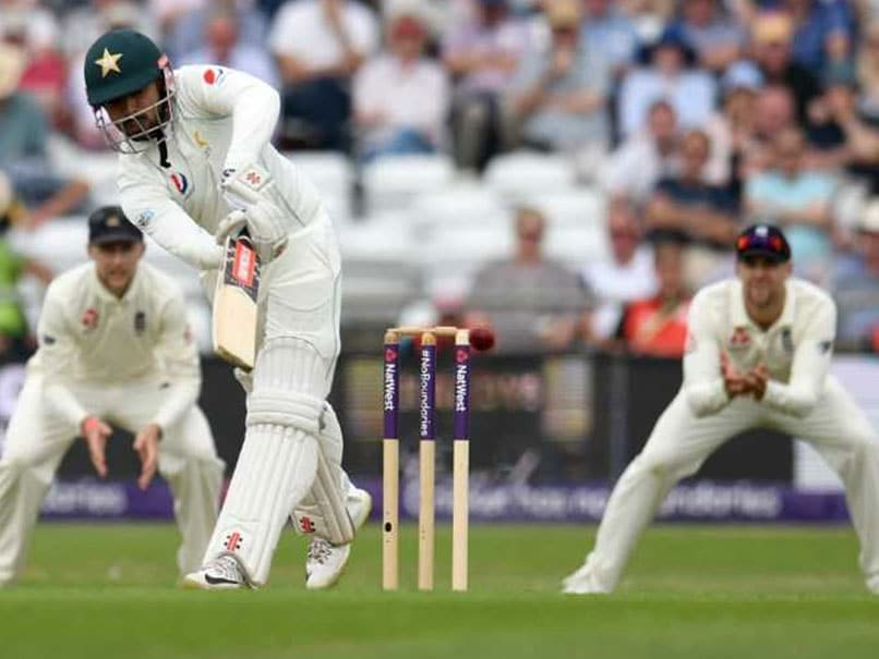 2nd Test: Pakistan