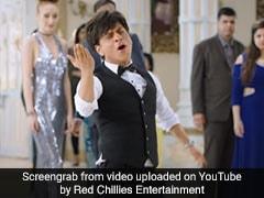 शाहरुख खान की Zero का वीडियो हुआ Leak, इस तरह बौने बन SRK ने किया डांस